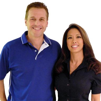 Scott and Lana Stowell