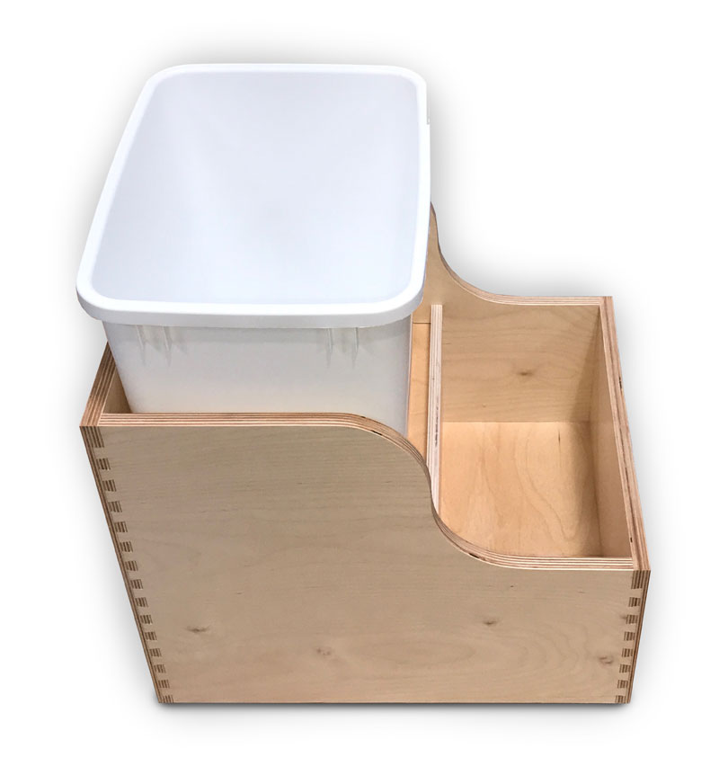 single-trash-rear-storage